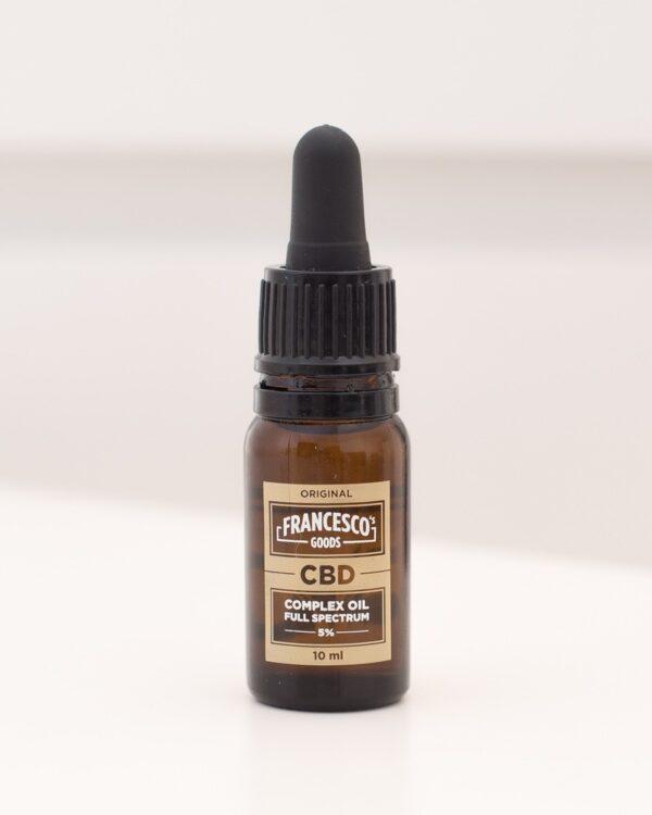 Full spectrum oils CBG+CBD+CBN 5%, 15%