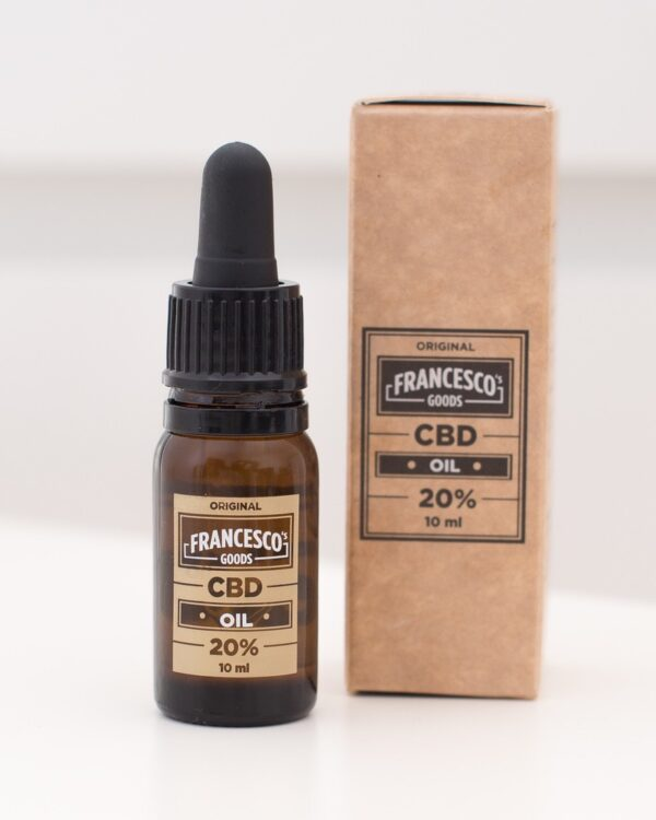 CBD oleje 5 - 30%