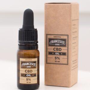 CBD-Öl 5 - 30 %